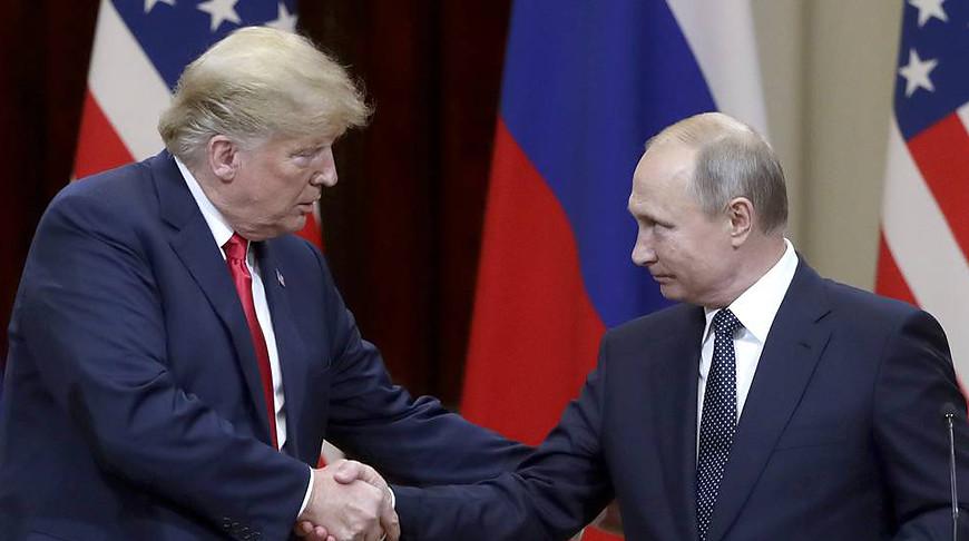 Путин и Трамп обсудили борьбу с коронавирусом и цены на нефть