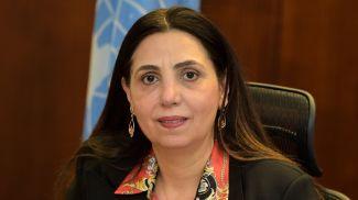 Рола Дашти. Фото unido.org
