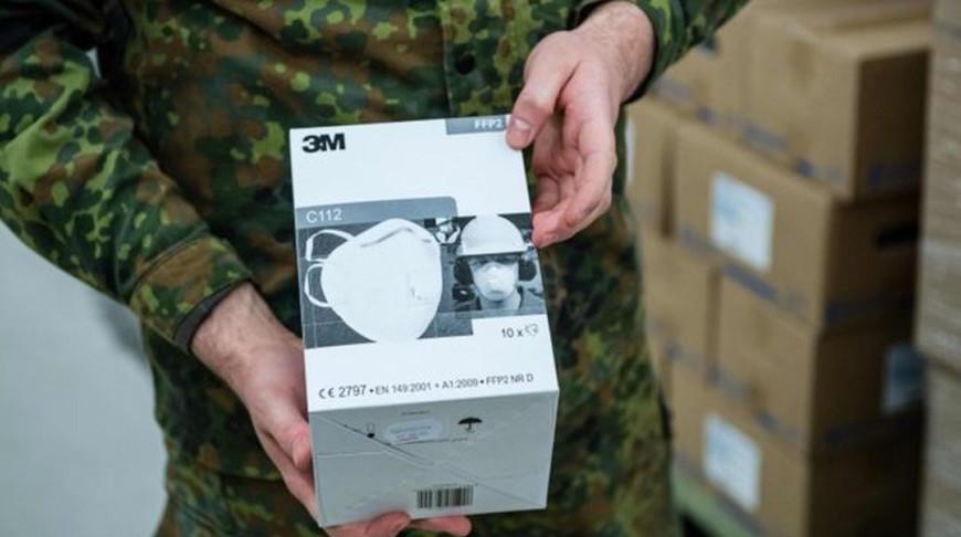 COVID-19: Берлин обвинил США в «пиратском» захвате масок