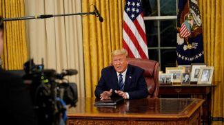 Дональд Трамп. Фото  AP