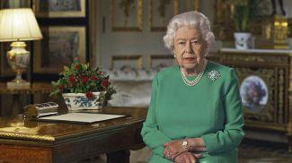 Королева Великобритании Елизавета II. Фото  AP