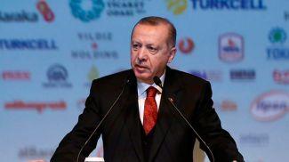 Реджеп Тайип Эрдоган. Фото Агентство Анадолу