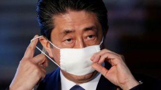 Премьер-министр Японии Синдзо Абэ. Фото  Reuters