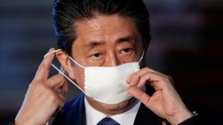 Синдзо Абэ. Фото  Reuters