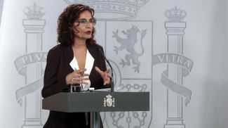 Мария Хесус Монтеро. Фото El Pais