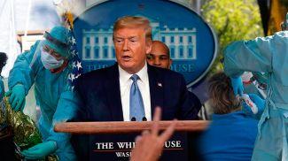 Дональд Трамп. Фото Fox News