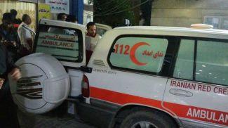 Фото Iranian Red Crescent Society