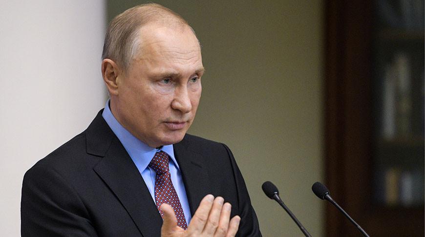 Путин продлил нерабочий режим в России по 11 мая включительно