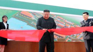 Ким Чен Ын. Фото AP