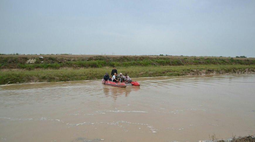 В Узбекистане из-за прорыва дамбы эвакуированы около 70 тыс. человек