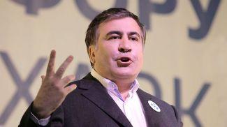 Михаил Саакашвили. Фото Укринформ
