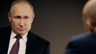 Владимир Путин. Фото из архива kremlin.ru