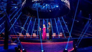 """Во время шоу """"Евровидение: Europe Shine a Light"""". Фото eurovision.tv"""
