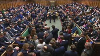 Фото parliament.uk