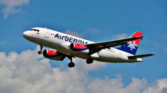 Фото Air Serbia