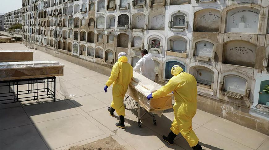 Число случаев коронавируса в мире превысило 5,3 млн