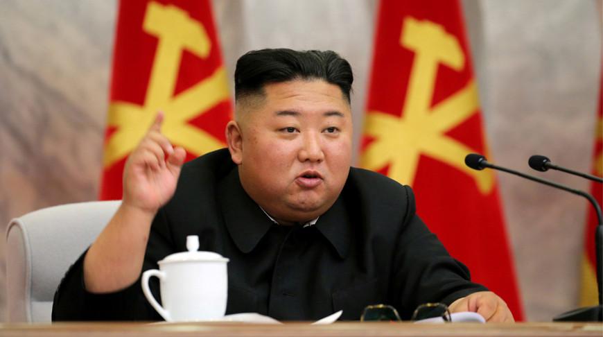 Ким Чен Ын первый раз за последние три недели появился на публике