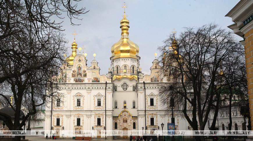 Киево-Печерская лавра. Фото из архива