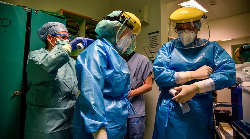 Число случаев коронавируса в мире превысило 5,4 млн - ВОЗ