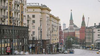 Москва. Фото Синьхуа - БЕЛТА
