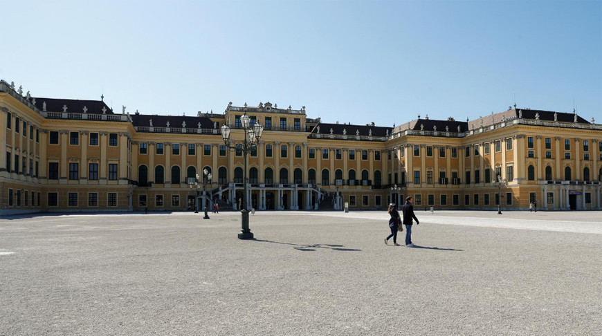Императорский дворец Шенбрунн в Вене. Фото  Reuters