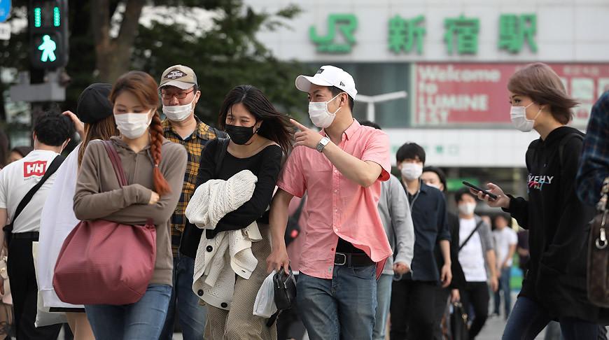 Токио вступает во вторую фазу ослабления ограничений из-за COVID-19