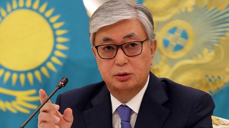 Президент Казахстана Касым-Жомарт Токаев. Фото ТАСС