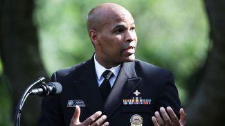 Генеральный хирург США доктор Джером Адамс. Фото  Getty Images