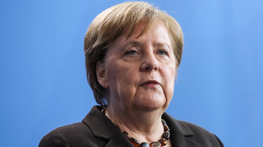 Ангела Меркель. Фото Синьхуа - БЕЛТА