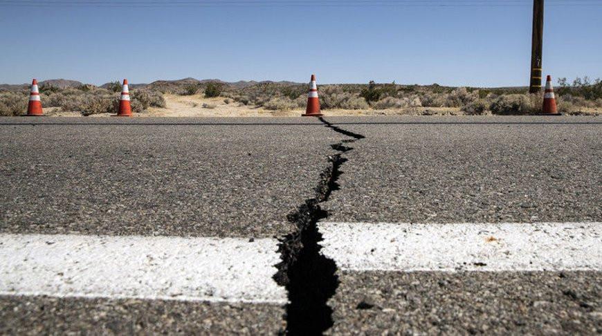 Мощное землетрясение прогнозируют в Нью-Дели в ближайшие дни