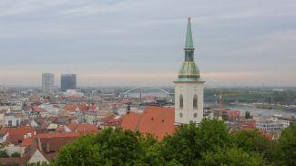 Братислава. Фото из архива