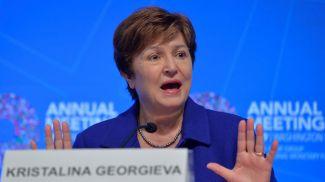 Кристалина Георгиева. Фото Reuters