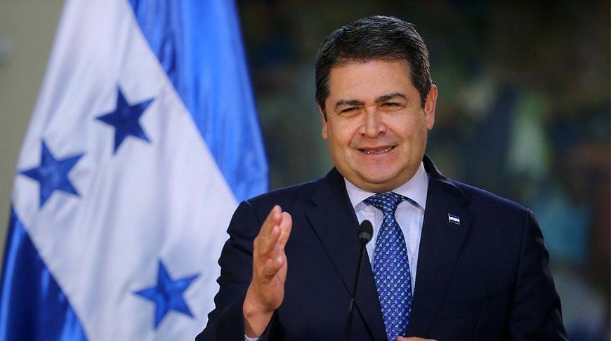 Президент Гондураса заразился коронавирусом