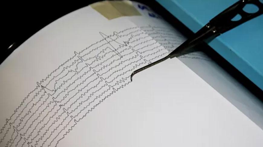 Землетрясение магнитудой 4,7 произошло у берегов Греции