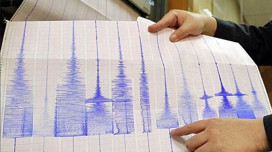 Землетрясение произошло в американском штате Аляска