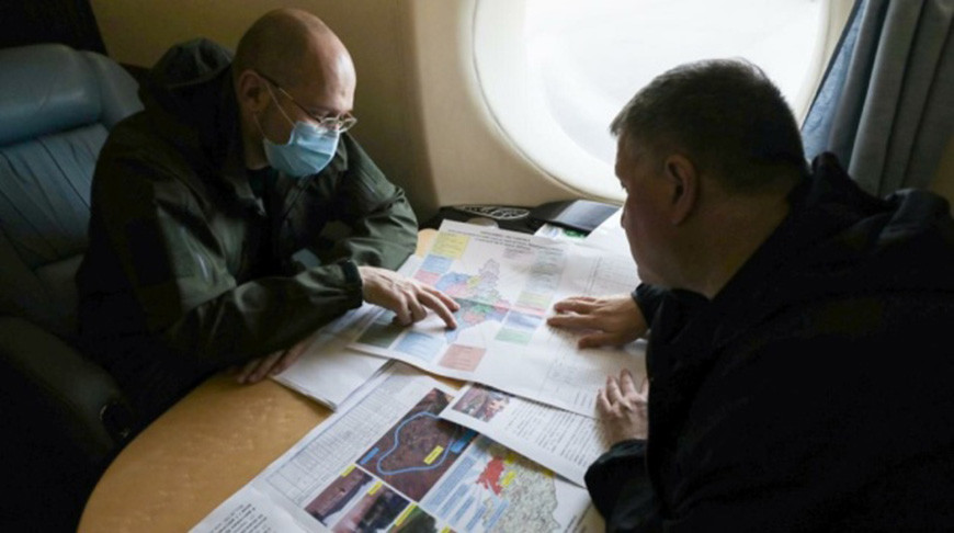 Ситуация с паводками в Западной Украине является критической