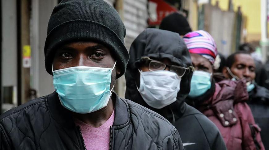США зафиксировали максимальное с начала пандемии число заражений за сутки