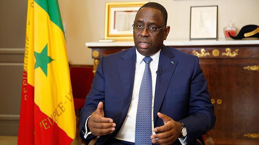 Президент Сенегала Маки Салл. Фото  Reuters