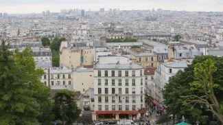 Париж. Фото из архива