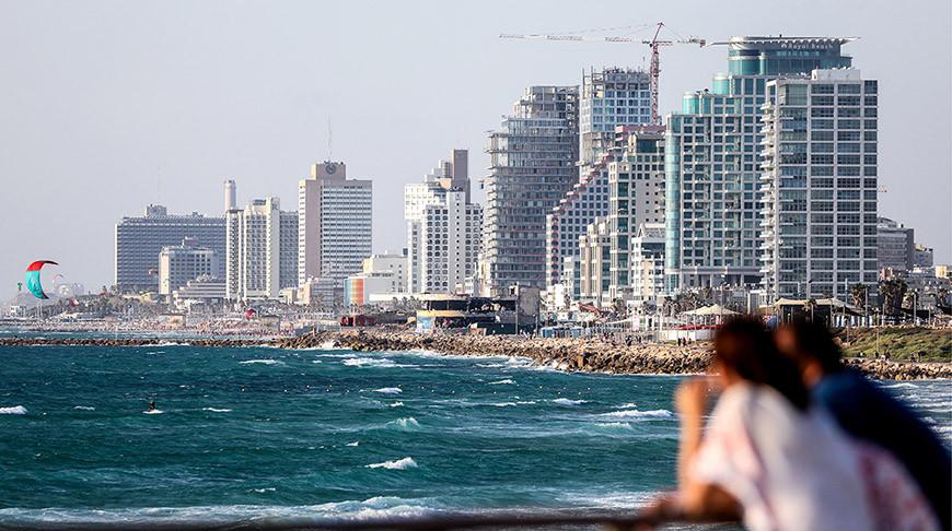 Вид на Тель-Авив. Фото ТАСС