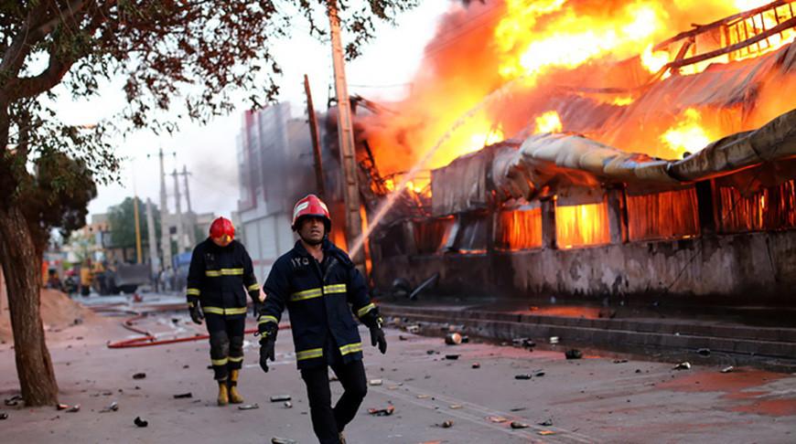 В Иране из-за жары произошел взрыв на электростанции | Новости ...