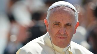 Папа Римский Франциск. Фото imag.one