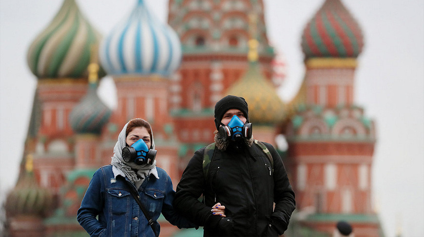 В России за сутки 6611 человек заразились COVID-19