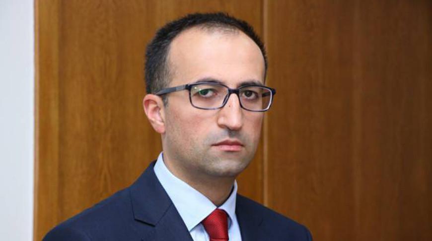 Арсен Торосян. Фото АРМЕНПРЕСС