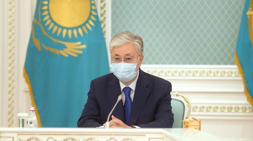 Президент Казахстана объявил 13 июля днем национального траура по умершим из-за COVID-19