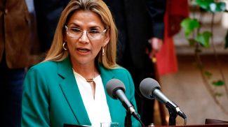 Жанин Аньес. Фото   Reuters