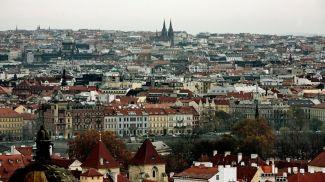 Прага. Фото из архива