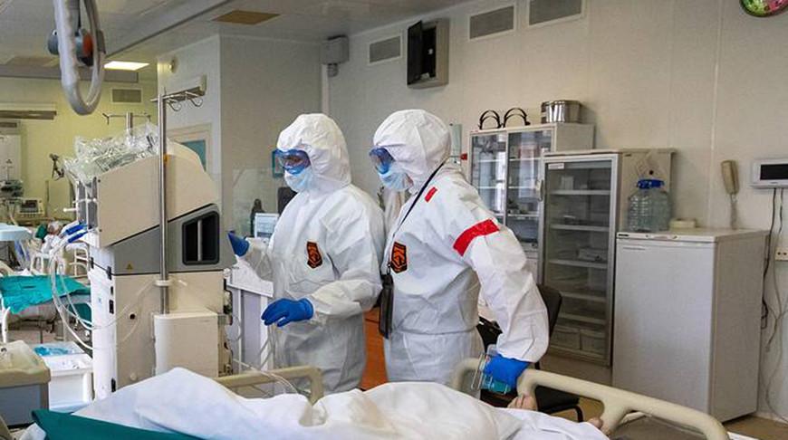 В России коронавирусом за сутки заразились 6 611 человек
