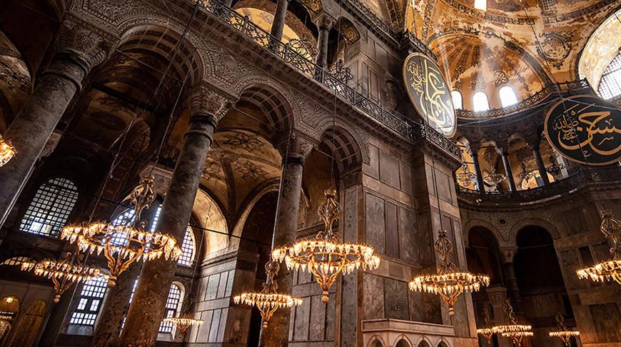 Папа Римский заявил, что опечален ситуацией вокруг Софийского собора