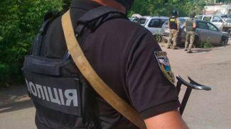 Фото из Facebook-аккаунта Национальная полиция Украины